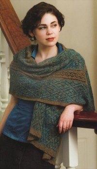 Beautiful Crochet Shawl Pattern - Bing images