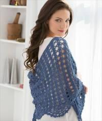 25 DIY Crochet Shawl Patterns | DIY to Make