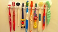 Beautiful Wall Mounted toothbrush Holder | About My Blog