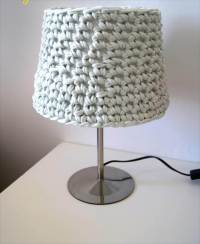 15 Crochet Lampshades To Light Into Your Home | DIY to Make