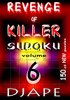 Revenge of Killer_Sudoku, volume 6