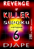 Killer Sudoku book, volume 6