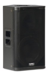 QSC K10 Inch Speakers Top