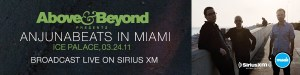 Anjunabeats In Miami Ice Palace 2011