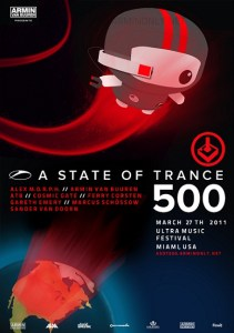 Ultra Music Festival (A State Of Trance 500) (27-03-2011)