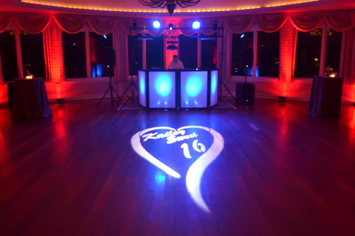 Oceancliff Hotel Uplighting Dj Mashane Wedding Dj Service