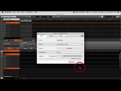 New How to Tutorial: Sampling into Maschine using Youtube & Serato without an External Soundcard