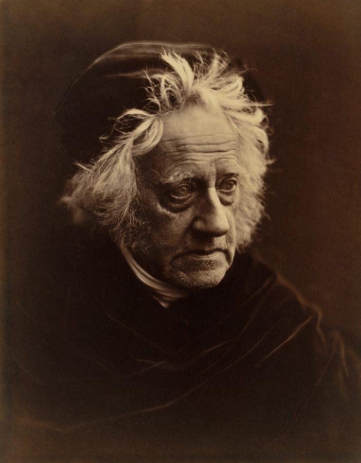 The man who coined the word \u0027snapshot\u0027  Sir John Herschel - David James