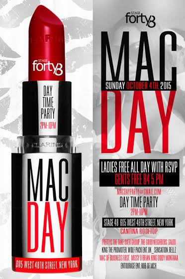 mac day party