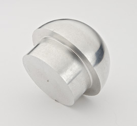 Machined metal - contact