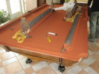 removing rails