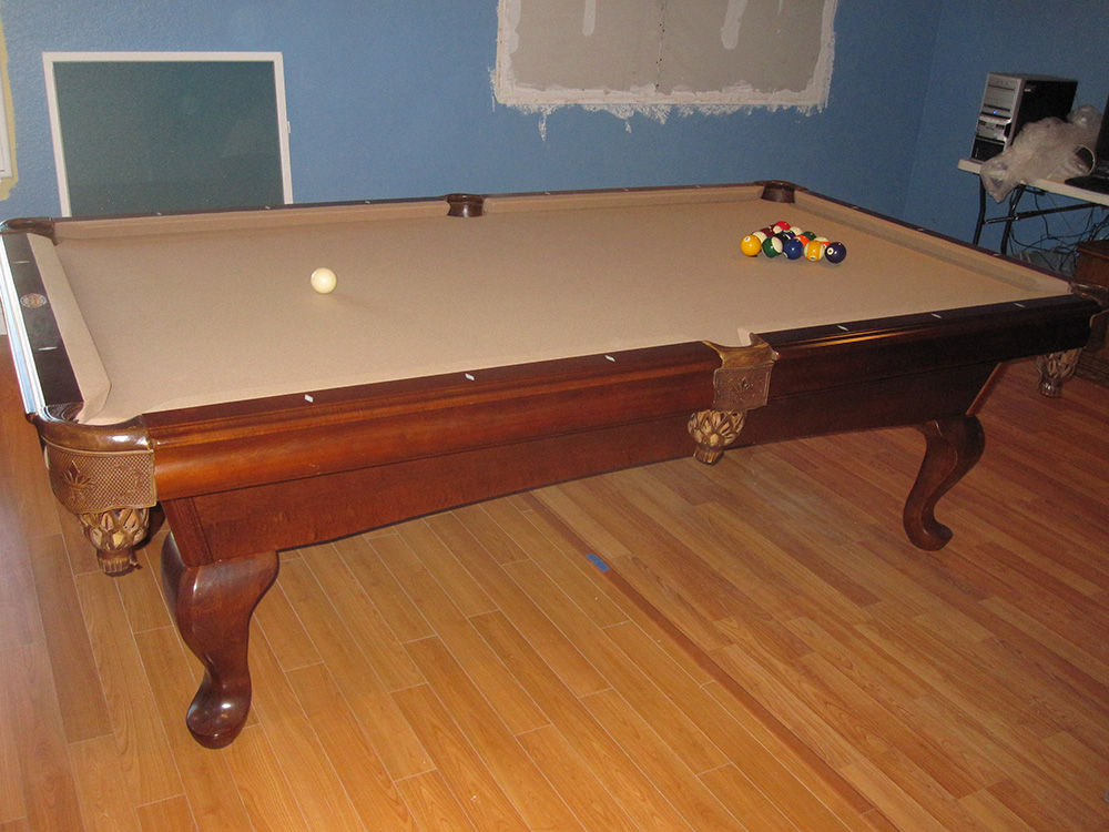 American Heritage Pool Table Install  Dk Billiards Pool. Furniture Secretary Desk Cabinet. Tall Skinny Chest Of Drawers. Adjustable Desk Base. Vanity Mirror With Drawers. Target Chest Of Drawers. Narrow Dining Tables With Leaves. Potery Barn Desk. Used Dining Tables