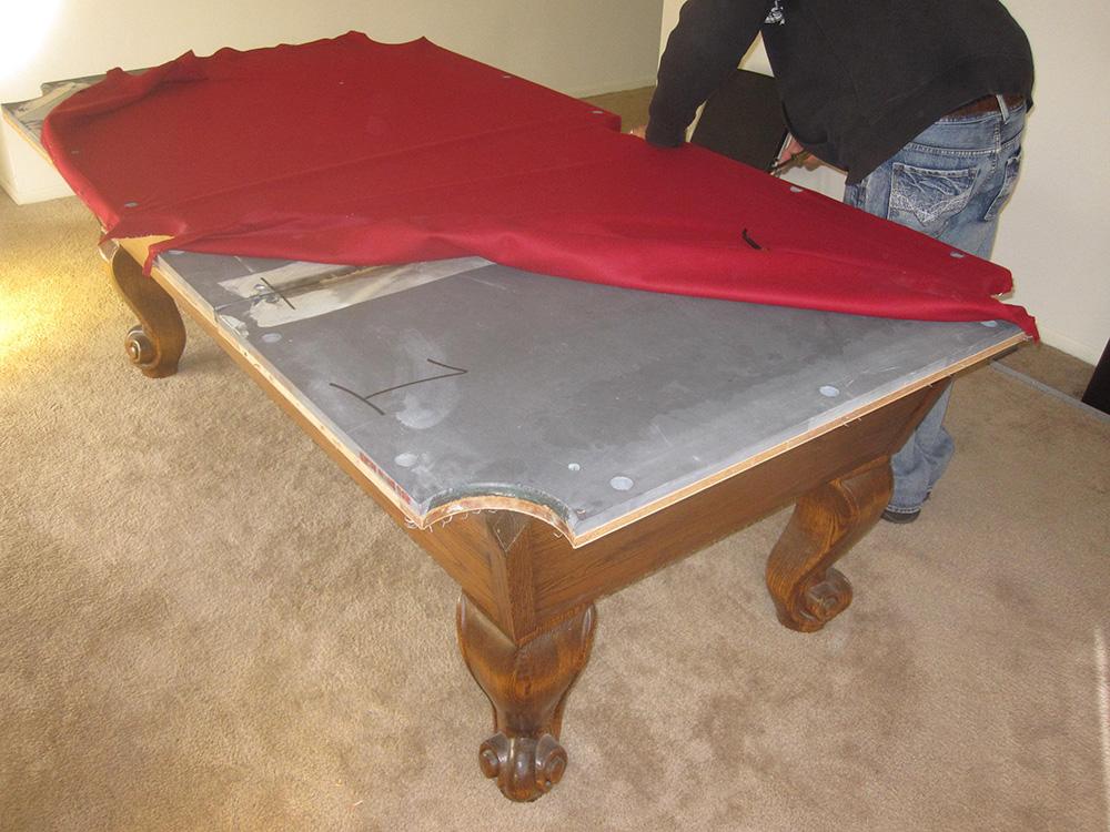 Murrey Pool Table Move Pool Table Movers Amp Repair Dk