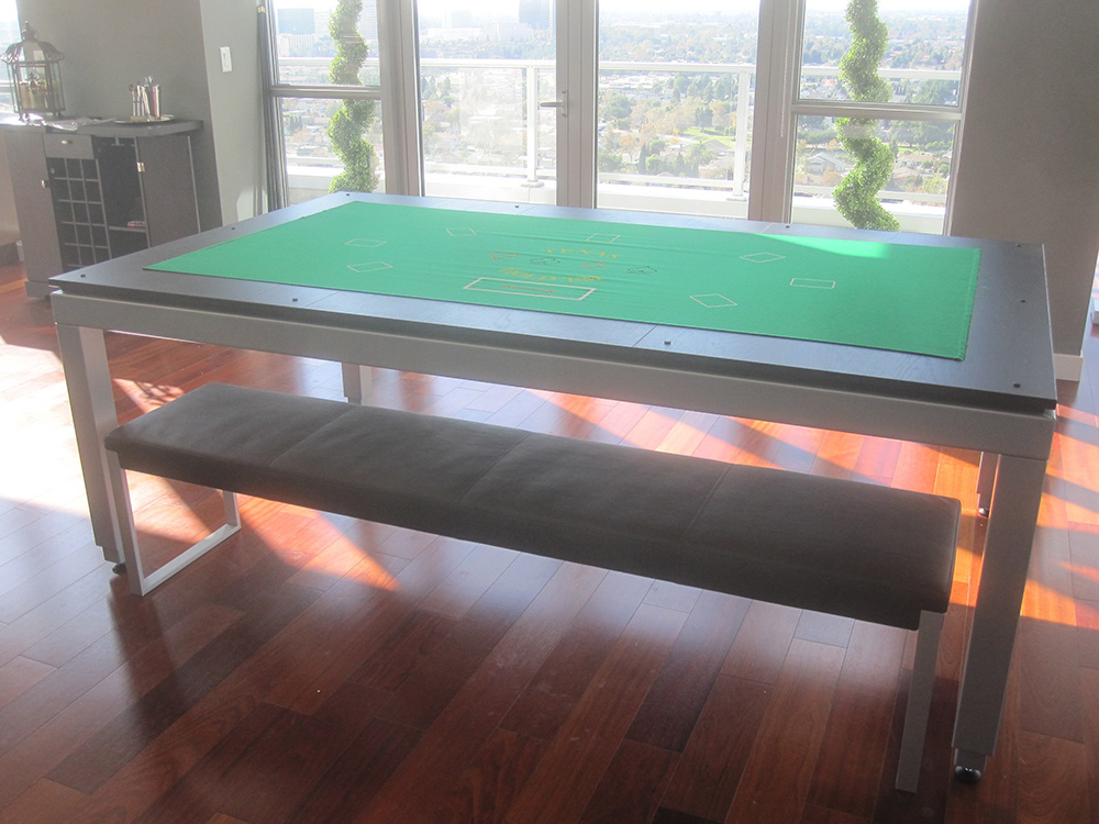 Movin on up to a deluxe apartment in the sky dk billiards pool table movers repair - The sky pool a deluxe adventure ...