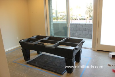 Contemporary Black Stain