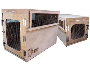 Travel Boxes For Dogs Cats And Other Pets O Dkc