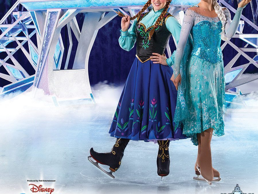 WIN TICKETS TO DISNEY ON ICE AND A CHANCE TO BE IN THE SHOW