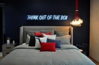 Fun Room Ideas: Modern and Mature Boys Bedroom Design