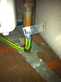 Gas and Water Earth Bonding Radlett, Colindale, Ealing ...