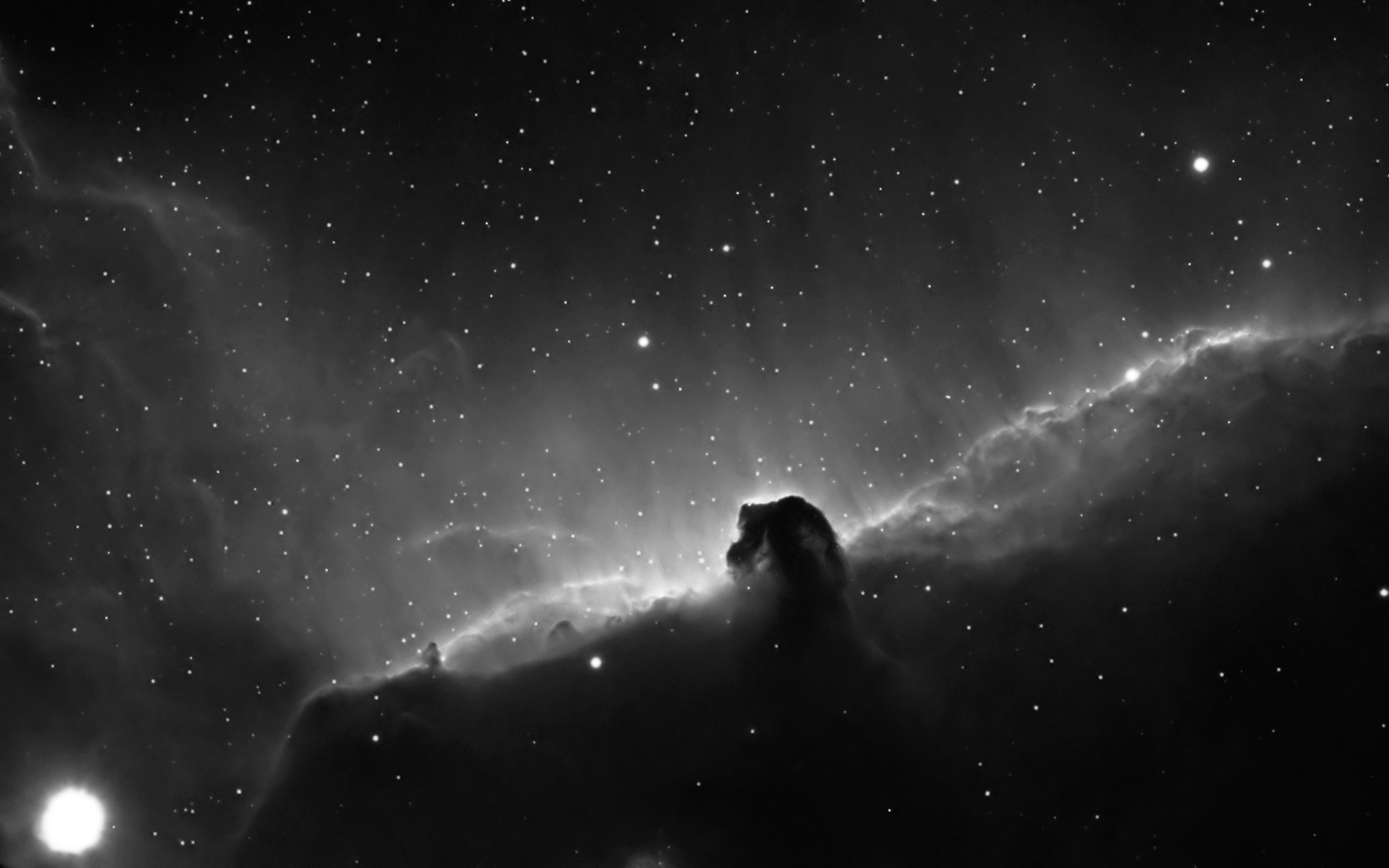 Andromeda Galaxy Wallpaper Iphone Horsehead And Flame Nebula In Orion 20da Large