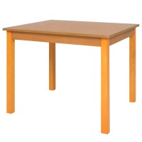 Kids Wooden Table and 4 Chair Set Furniture- Primary ...