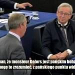 Nigel Farage: Jak za starych, dobrych czasów sowieckich