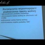 Miesięczna kwota wolna od podatku w Polsce i na świecie