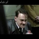 """Hitler dowiaduje się o """"polskich obozach"""" (lektor)"""