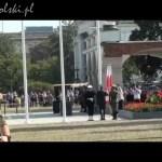 W dniu inauguracji Prezydenta Andrzeja Dudy