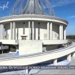 Budujemy Świątynię – wotum wdzięczności za św Jana Pawła II – cz XXII