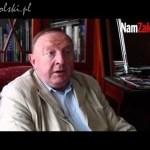 Michalkiewicz przewidział powstanie pewnej partii politycznej już rok temu