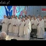 Uroczystości odpustowe w Sanktuarium św. Jana Pawła II w Krakowie 2015