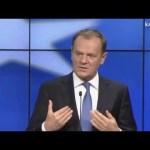 Czy przewodniczący Tusk nie reprezentuje polskich interesów w Brukseli właściwie?