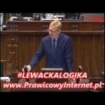 Poseł Nowoczesnej w żenujący sposób porównuje Polaków na emigracji do islamskich imigrantów…