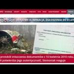 Smoleńsk, pała tolerancji i pomysły Platformy