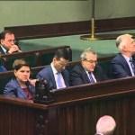 """Sejmowa dyskusja o programie """"Rodzina 500+"""" w Sejmie"""