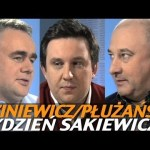 Tydzień Sakiewicza – Liziniewicz, Płużański