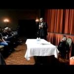 Spotkanie z Grzegorzem Braunem w Kanadzie, 10.04.16