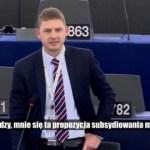 Petr Mach: Mleko w szkołach
