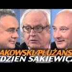 Tydzień Sakiewicza – Płużański, Makowski
