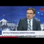 Decyzja Trybunały Konstytucyjnego w sprawie… Trybunału Konstytucyjnego