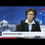 Medialny festiwal mini-rekonstrukcji rządu