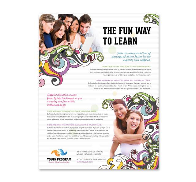program poster templates - Klisethegreaterchurch