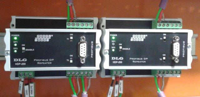 REPEATERS AND THEIR IMPORTANCE IN PROFIBUS DP DLG Automação