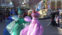Disney Magic on Parade!