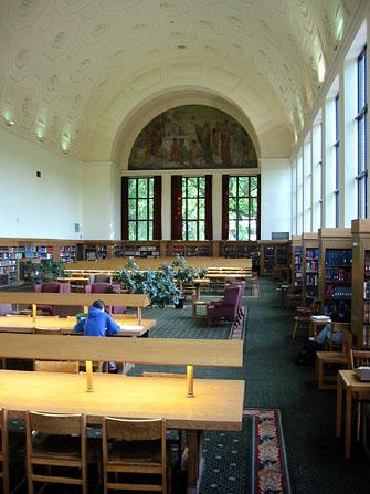 DMA Harlan Hatcher Library - University of Michigan
