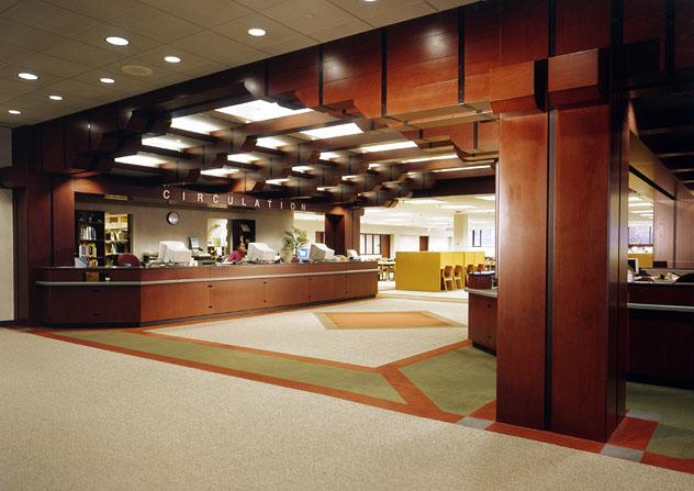 DMA Taubman Medical Library - University of Michigan