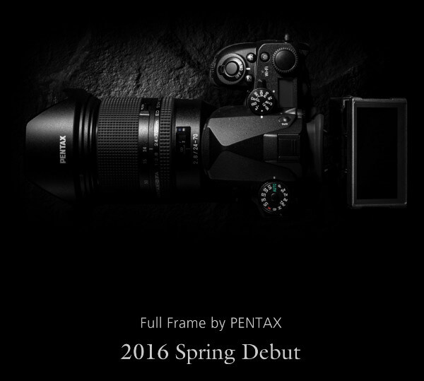 Pentax フルサイズ 12/25
