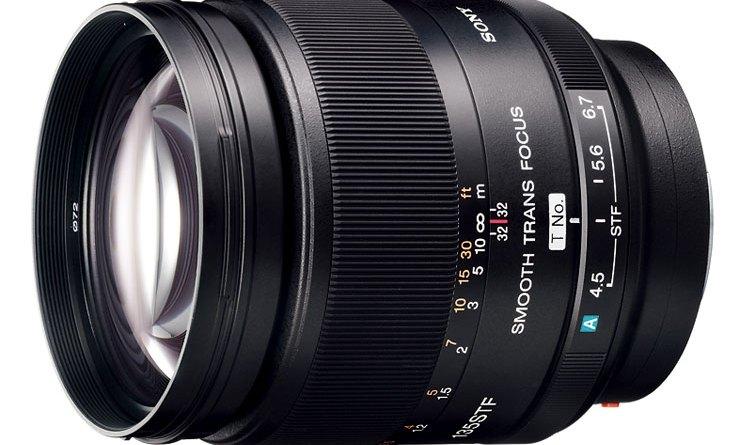 SONY(ソニー) 135mm F2.8[T4.5]STF SAL135F28