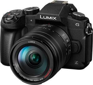 Panasonic LUMIX G80/G81/G85
